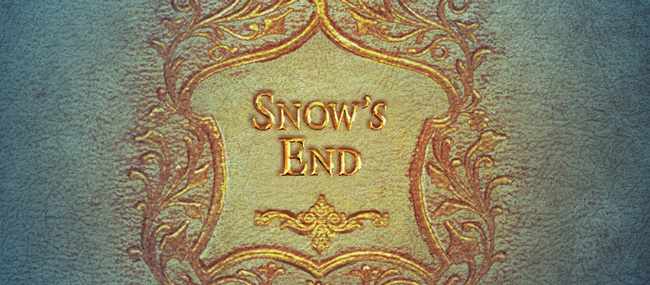 Banner for Snow's End