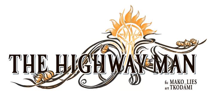 Banner for The Highwayman