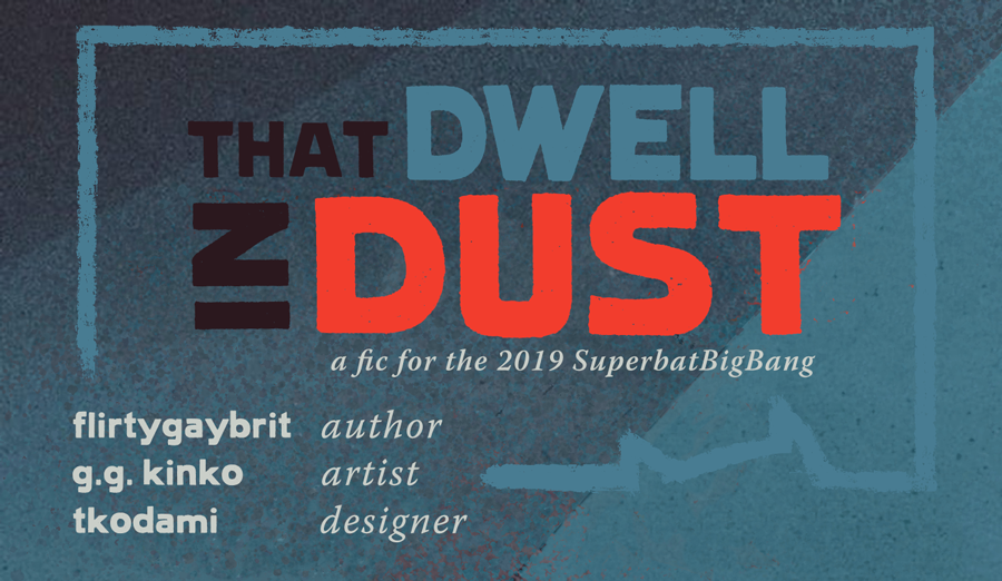 Banner for That Dwell in Dust