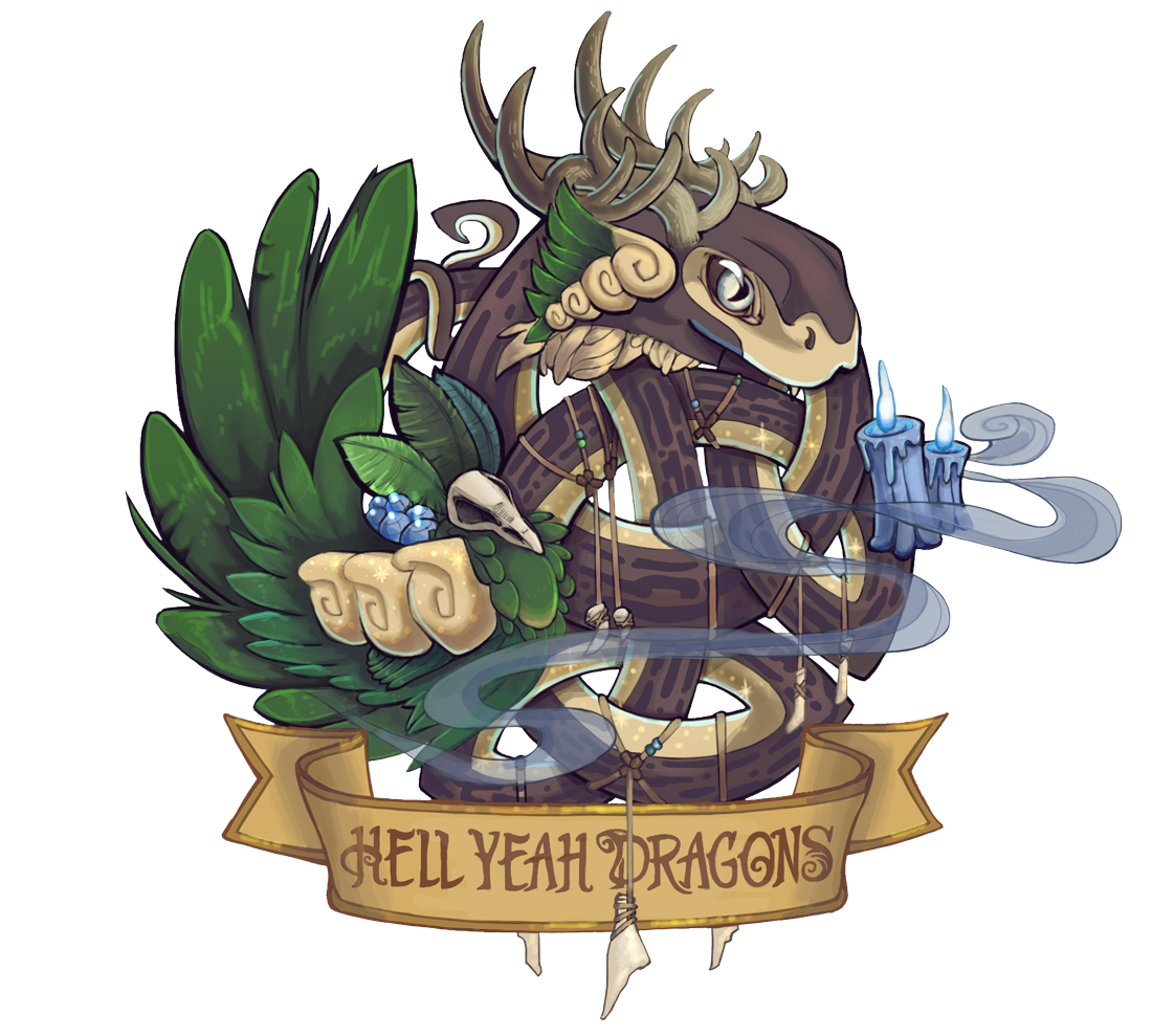 Clan Badge for Liodain