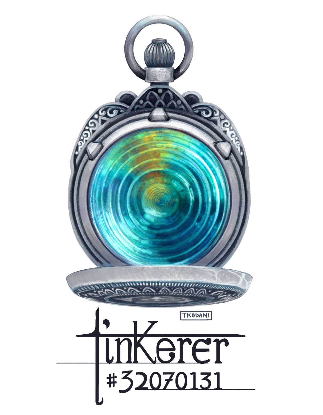 Collectible Pocketwatch