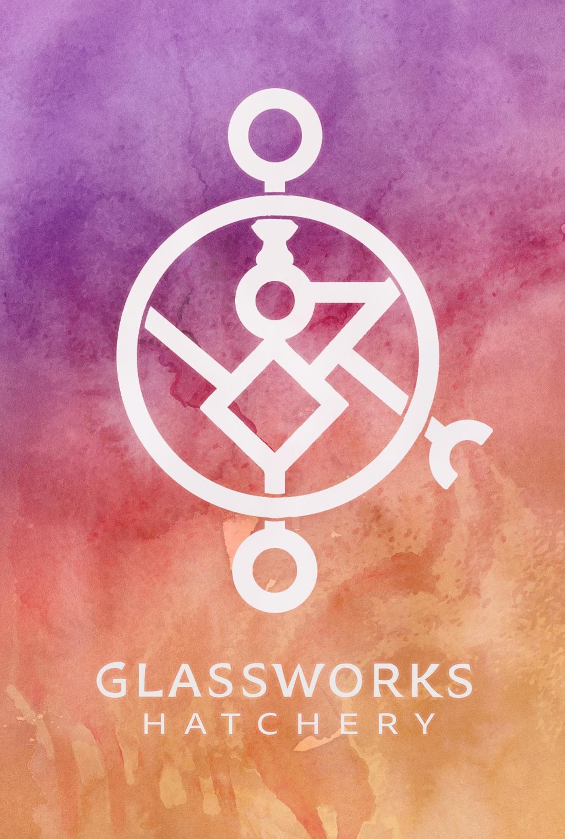 Glassworks Hatchery Poster