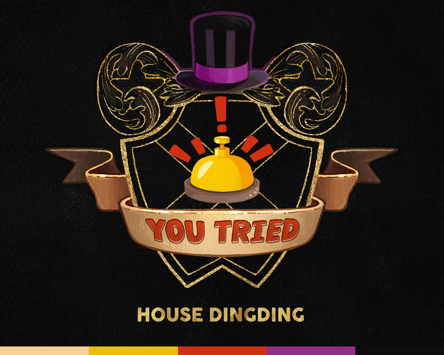 House DingDing Crest