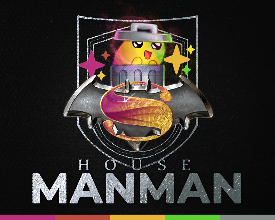 House ManMan Crest
